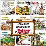Coffret 9 Mini-livres L'Odyssée gourmande d'Astérix
