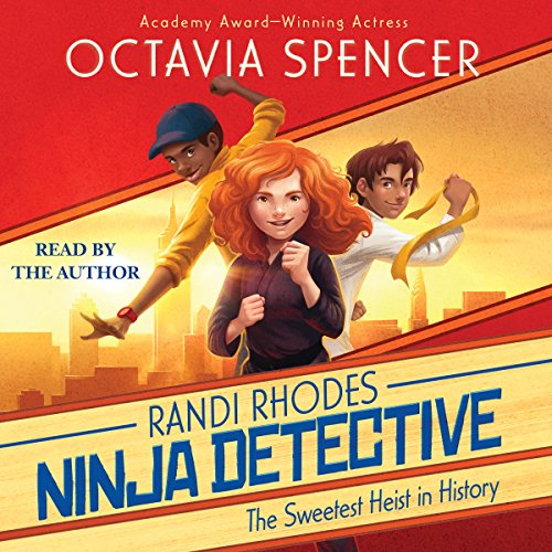The Sweetest Heist in History audiobook cover art