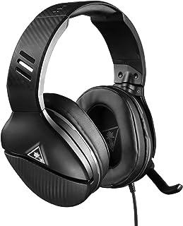 Turtle Beach Recon 200 Auriculares de Juego Amplificados PS4, PS5 y Xbox One, Negro