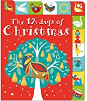 The 12 Days of Christmas (Lift-The-Flap Tab Books, 1)