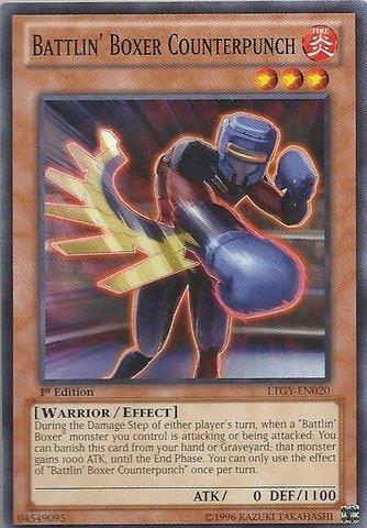 YU-GI-OH! - Battlin39; Boxer Counterpunch (LTGY-EN020) - Lord of The Tachyon Galaxy - 1st Edition - Common