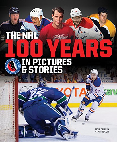 NHL -- 100 YEARS IN PICT & STO