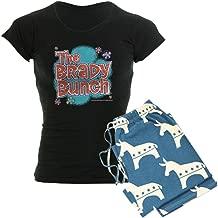 CafePress - The Brady Bunch Logo - Womens Novelty Cotton Pajama Set, Comfortable PJ Sleepwear