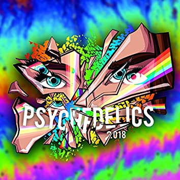 Psychedelics 2018 (feat. NVK & El Fabaron)