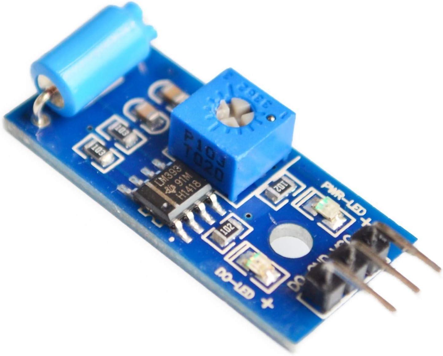 LanGuShi Useful 10PCS LOT SW-420 Alarm Sensor Module Sens Motion Max 89% Popular shop is the lowest price challenge OFF