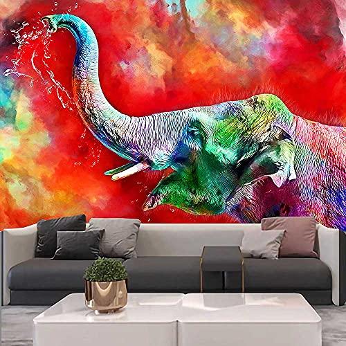 Flamingo tapiz de decoración del hogar Mandala brujería Hippie tapiz decoración bohemia tapiz de pared tela colgante A1 180x230cm