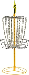 The Hive Disc Golf Practice Basket Double Chains