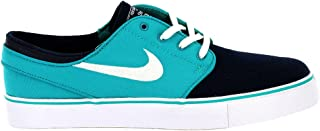 SB Zoom Stefan Janoski Canvas - Turbo Green / White-Obsidian, 10 D US