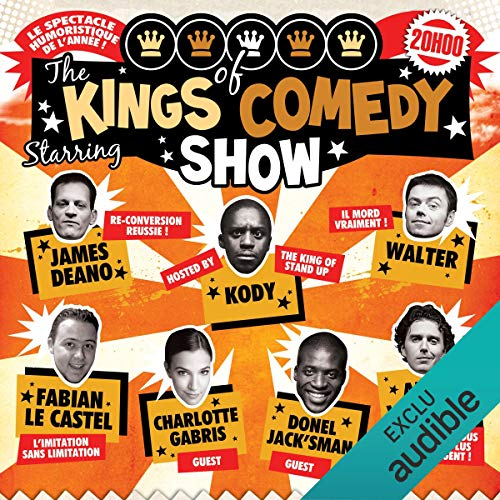 Gala - Kings of Comedy Show 2011 audiobook cover art