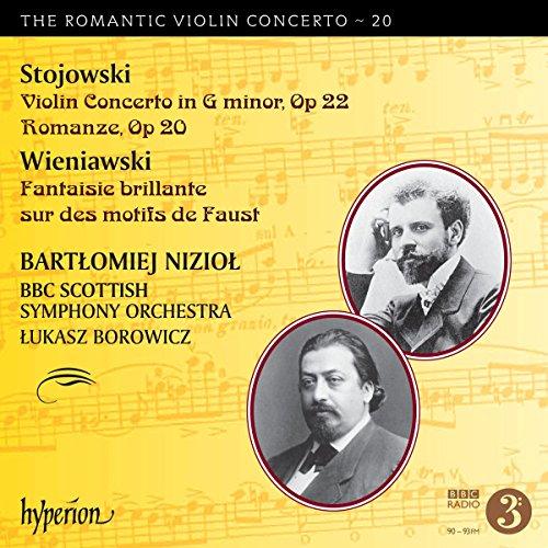 Romantic Violin Concerto 20