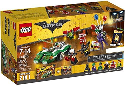 LEGO Batman Movie Super Pack 66546 (378 Piece)