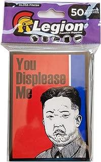 Legion Supplies Grumpy Kim Art Sleeves (50)