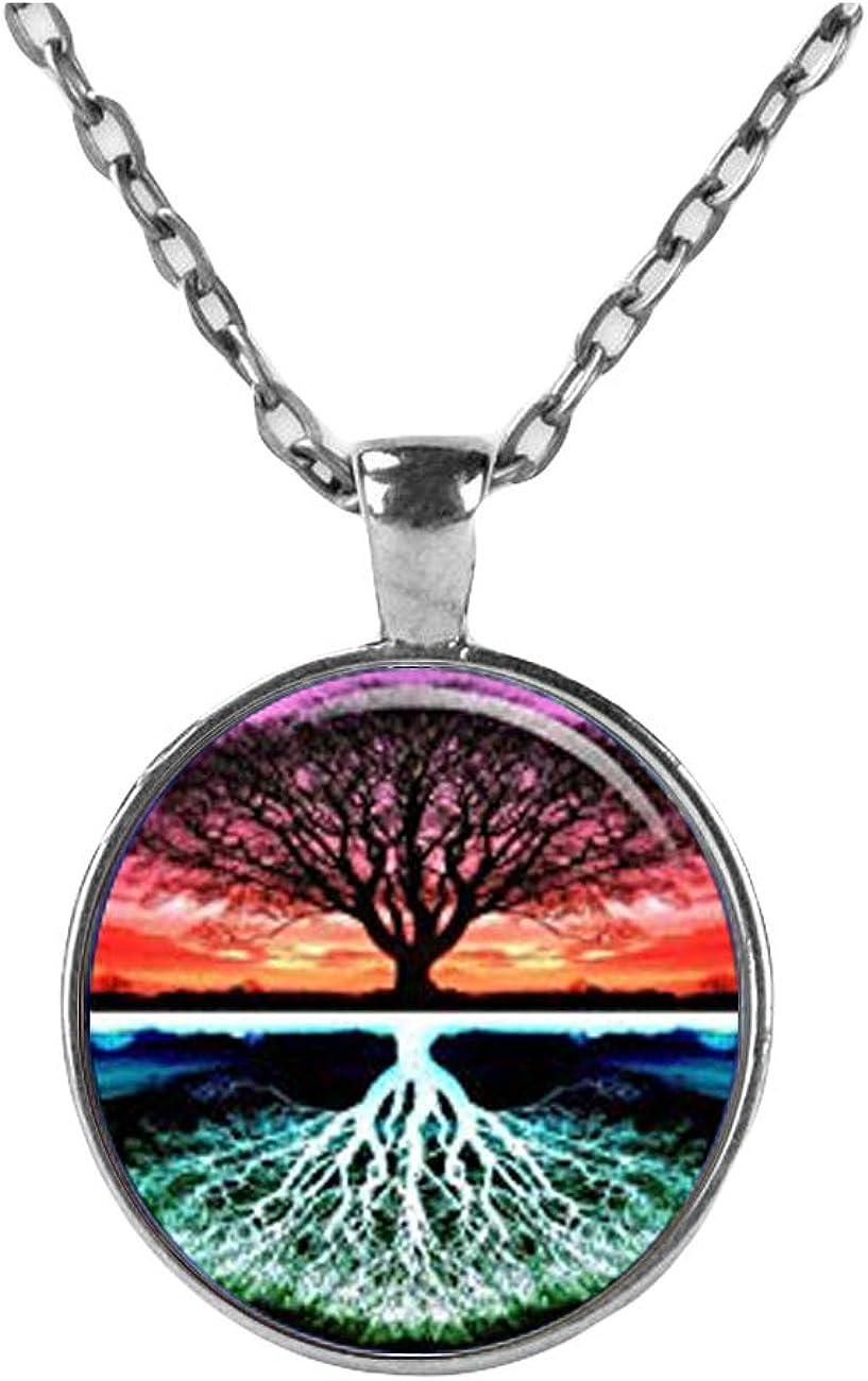 Charm Tree of Life Pendant Symbol of Life NECKLACE ,Zodiac Jewelery ,Charm Pendant