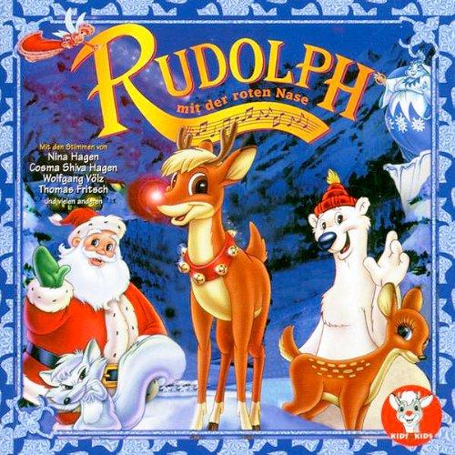Rudolph mit der roten Nase Titelbild