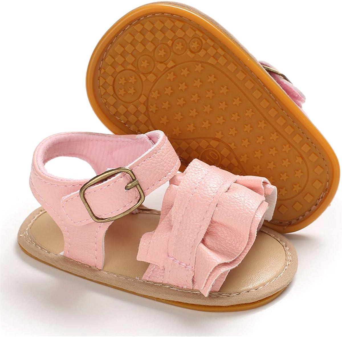 BENHERO Infant Baby Girls Sandals Soft Premium Direct stock discount Anti Sole Tampa Mall Rubber