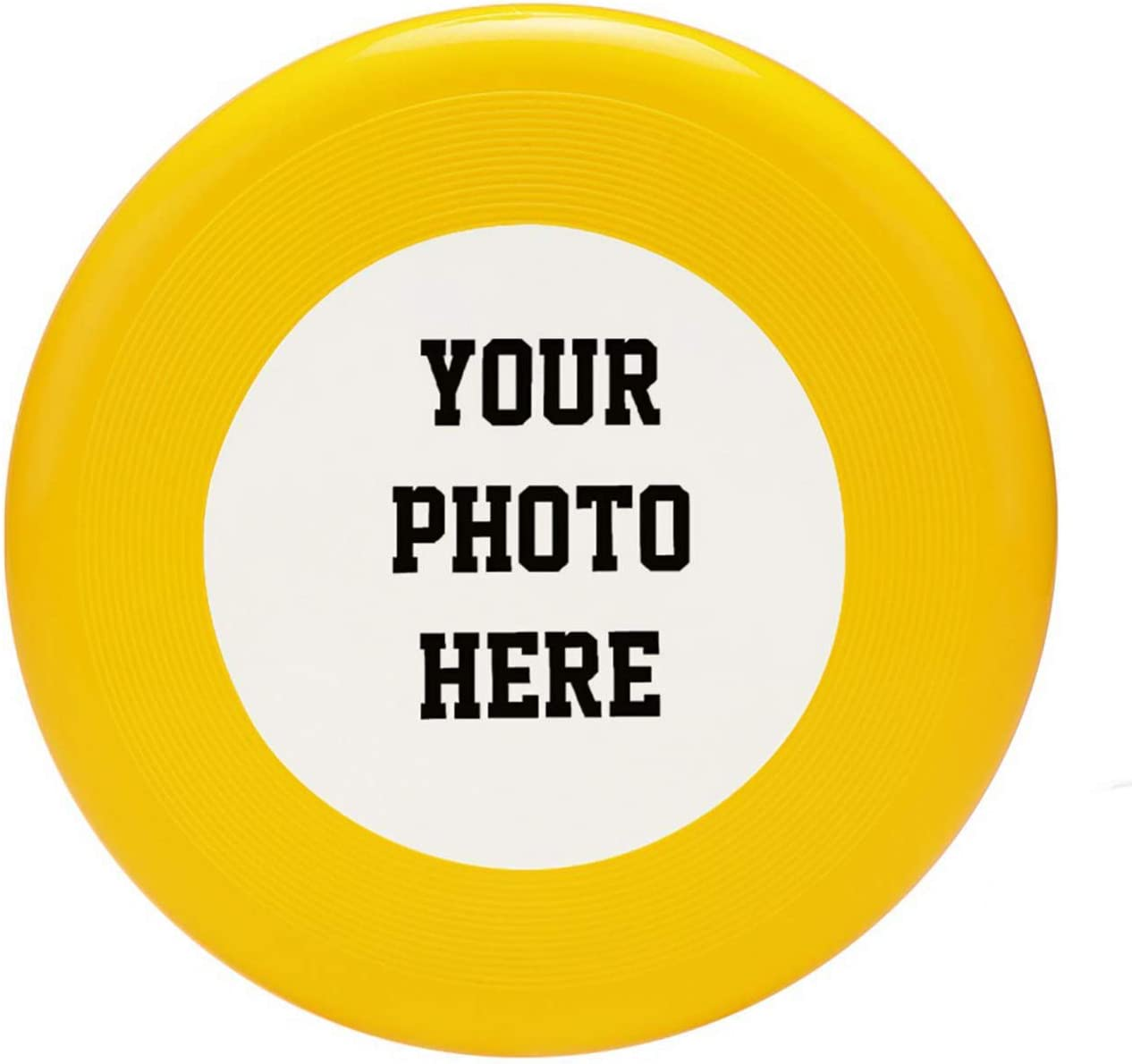 Pet Frisbee with Over item handling ☆ Your Own Flying Design Personalized Max 45% OFF Custom Dis