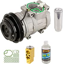 AC Compressor w/A/C Repair Kit For Toyota 4Runner V6 1996 1997 1998 1999 2000 2001 2002 - BuyAutoParts 60-81354RK NEW
