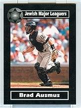 2003 Jewish Major Leaguers 124 Brad Ausmus Houston Astros San Diego Padres Detroit Tigers