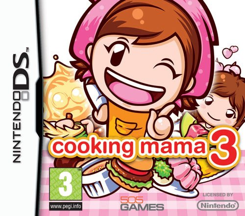 Cooking Mama 3