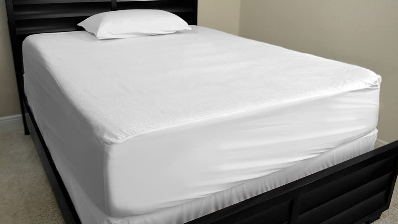 New Home Bedding Underpads VINYL MATTRESS COVERS TWIN FULL QUEEN Incontinence (TWIN)