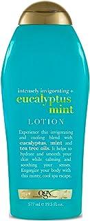 Ogx Body Lotion Eucalyptus Mint 19.5 Ounce (577ml) (2 Pack)