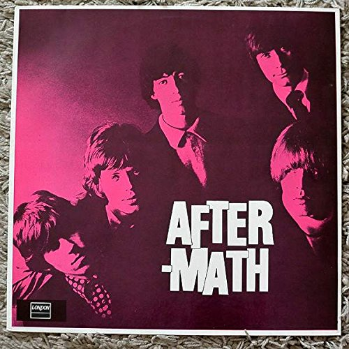 The Rolling Stones - After-Math - London Records - 820 050-1