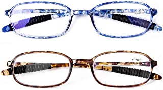 Aqwano 4 Pack Blue Light Blocking Computer Reading Glasses