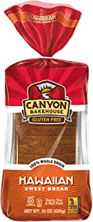 Canyon Bakehouse Hawaiian Sweet Bread Loaf, 15 Ounce