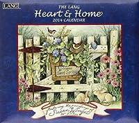 The Lang Heart & Home 2014 Calendar