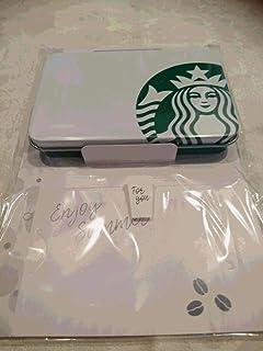 スターバックス カードギフト サマー 缶ケース カードケース スターバックスカードギフト サマー スタバ 夏 限定 小物入れ 缶