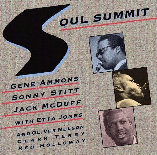 Gene Ammons, Sonny Stitt & Jack McDuff