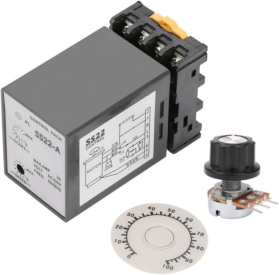 Special price Haokaini Motor Branded goods Speed Regulator 220V SS-22 Controller Electronic