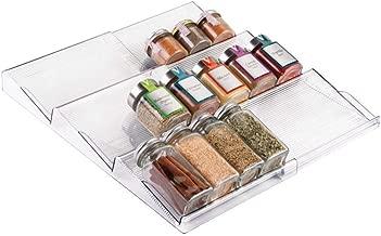 spice tray drawer insert