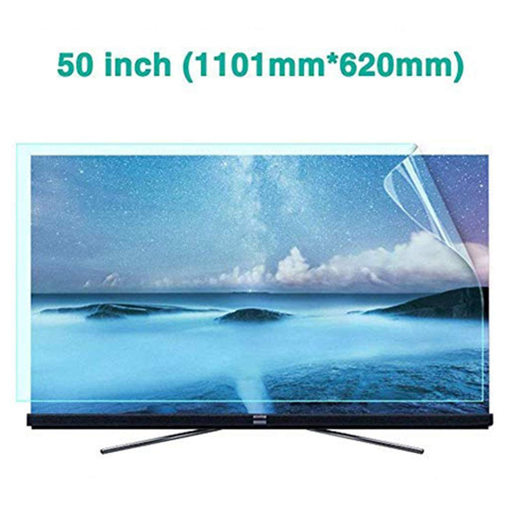 LWXTY 50in Protector de Pantalla para TV, Anti luz Azul HD ...