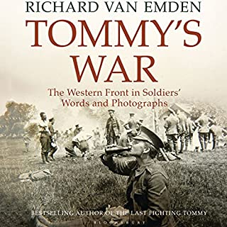 Tommy's War cover art