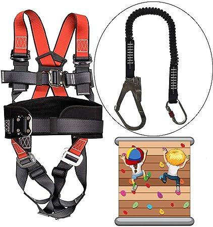 Arnés de seguridad para niños, protección total contra caídas ...