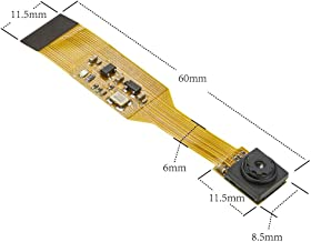 Raspberry Pi Zero Camera Mini Size 5MP OV5647 Sensor 1080P HD Spy Zero Camera Module for Rpi Zero W