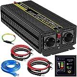 Novopal-Power Inverter Onda Sinusoidale Pura 3000W 6000W Trasformatore di Potenza Converti...
