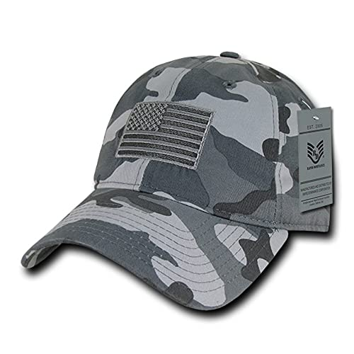 RAPDOM Polo Style American Pride Flag Baseball Caps 343521ce6fe