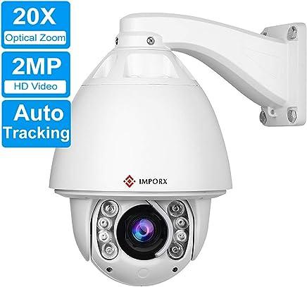 Amazon com: 360 Degree - Outdoor / Dome Cameras / Surveillance