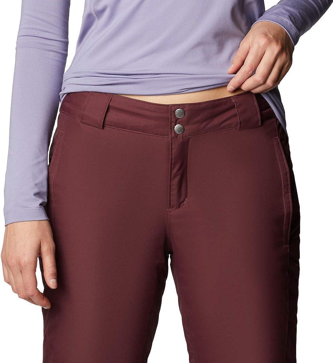 Columbia Bugaboo Oh Pantalon de Ski pour Femme Malbec