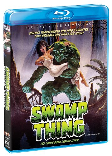 Swamp Thing (BluRay/DVD Combo) [Blu-ray]