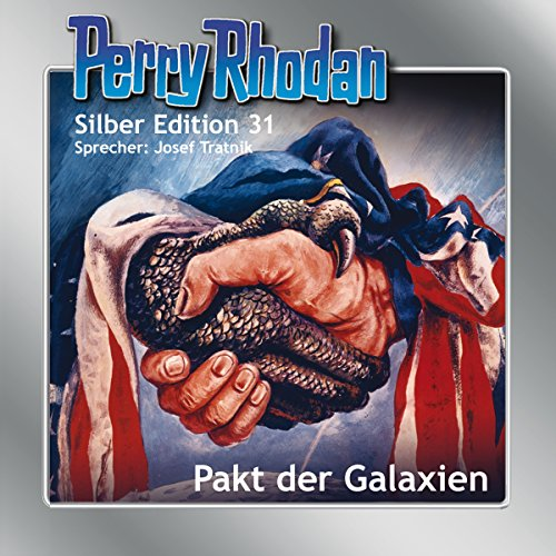 Pakt der Galaxien audiobook cover art
