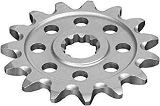 Grooved Ultralight Front Sprocket - 12T For 2012 KTM 85 SX (17/14) Offroad Motorcycles