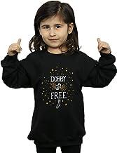 HARRY POTTER niñas Dobby Is Free Camisa De Entrenamiento 9-11 Years Negro