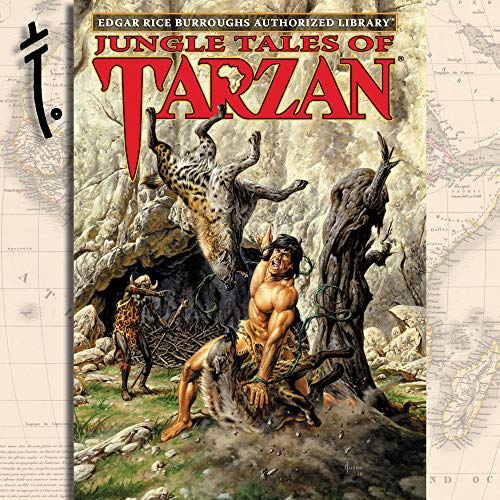 Jungle Tales of Tarzan  By  cover art