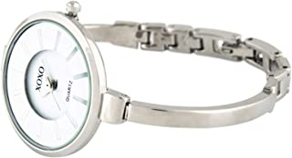 Xoxo Watches With Bracelet Set, Silver, Utigs008, Analog Display