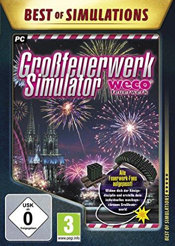 Großfeuerwerk-Simulator