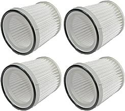 Black & Decker BDH2000FL / FHV1200 Vacuum (4 Pack) Replacement Filter FVF100 # 90529367-4pk