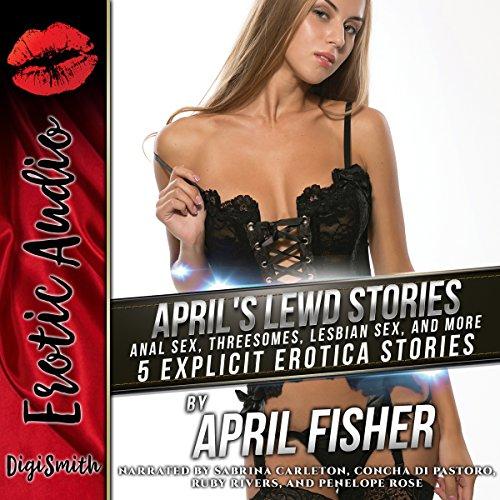 April's Lewd Stories cover art